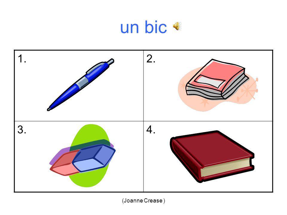 (Joanne Crease ) une règle = 3