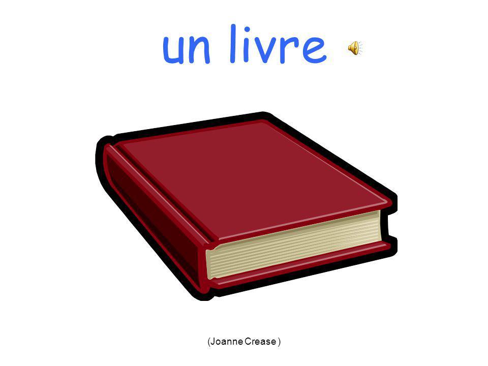 (Joanne Crease ) un livre