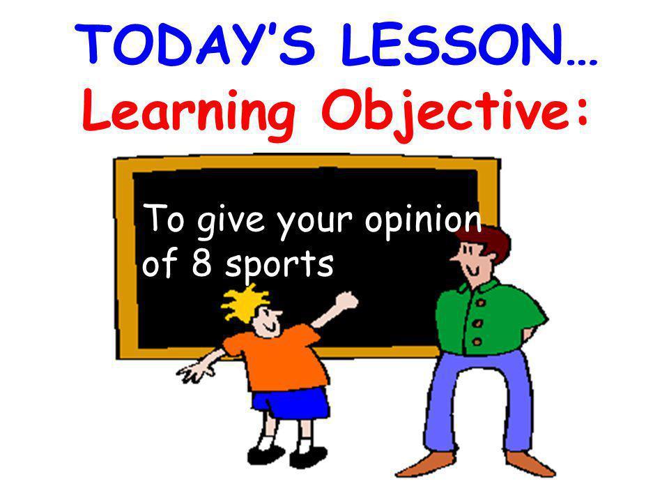 Aimes-tu le sport? Le bowling Jadore la natation Et le ski