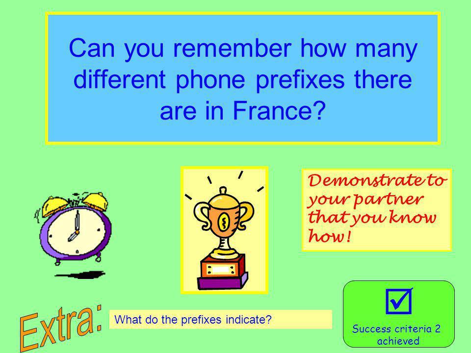 Numéros de téléphone a b c d 04.68.20.12.30 01.23.40.15.07 02.65.33.09.11 05.44.60.37.18 Click on phones for sound Écoute