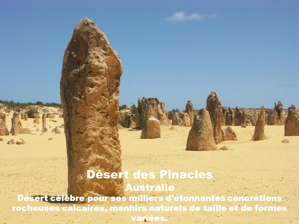 Désert de lAdrar (désert de roches) Mauritanie Reg cest le nom quon donne aux déserts de roches