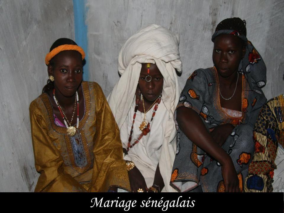 Mariage péruvien