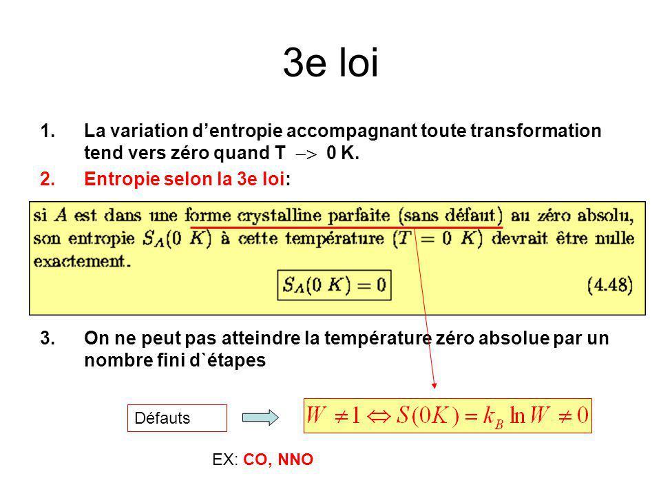 2 positions possibles pour chaque H ? (N=nombre datomes O 2N=nombre datomes H)