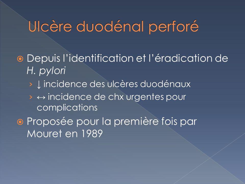 Depuis lidentification et léradication de H.