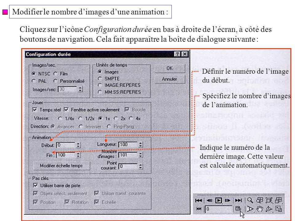 Une autre technique consiste à sélectionner lobjet enfant et à désigner lobjet parent dans une boîte de dialogue : 1.Dans la barre doutils principale, cliquez sur licône Sélection et liaison.