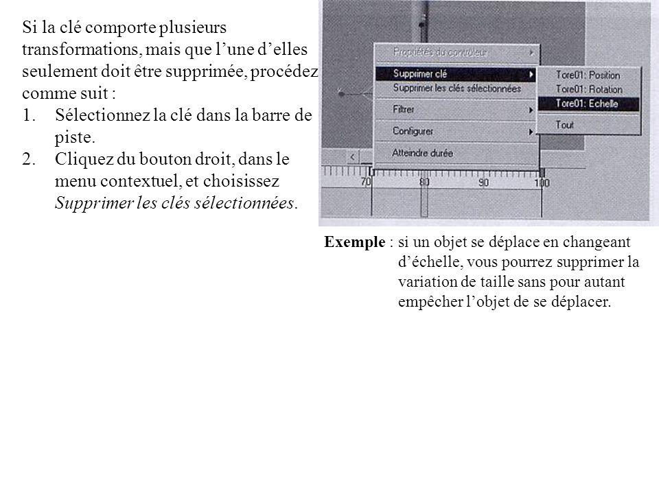 Feuille dexposition Vous pouvez y accéder depuis le menu principal en cliquant sur Éditeurs graphiques Vue piste-Feuille dexposition.