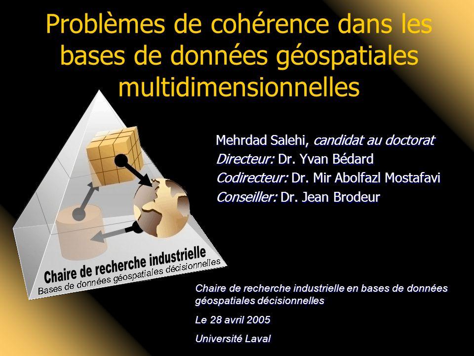Mehrdad Salehi, candidat au doctorat Directeur: Dr.