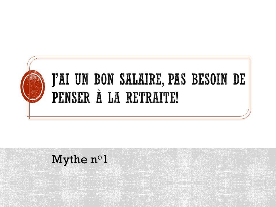 Mythe n o 1