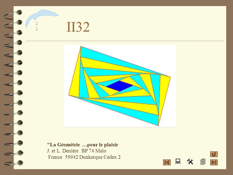 2121 Divers Figures à reproduire, le plus simplement possible (extraites du livre de J. et L. Denière)