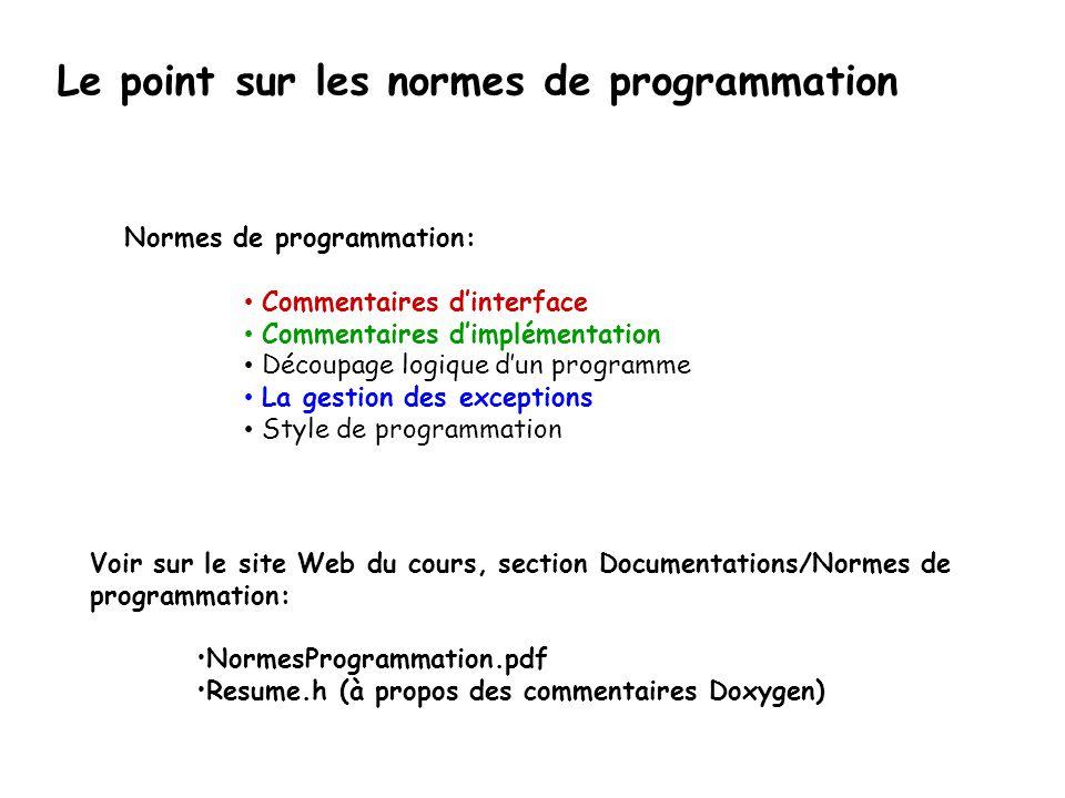 Éléments du C++ à maîtriser les éléments syntaxiques nouveaux par rapport au langage C notion de classe, constructeurs, destructeur constructeur de co