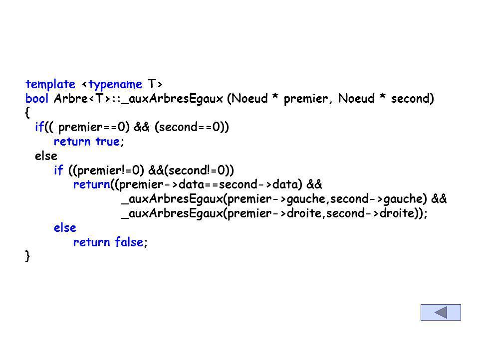 template void Arbre ::_auxDetruire(Noeud *t) { if (t != 0) { _auxDetruire(t->gauche); _auxDetruire(t->droite); delete t; t= 0; }
