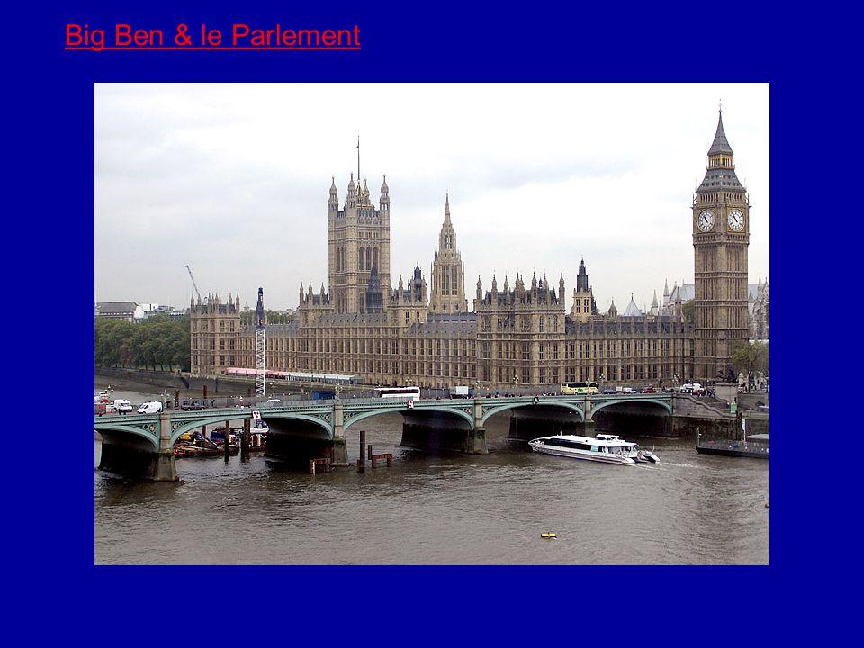 Big Ben & le Parlement
