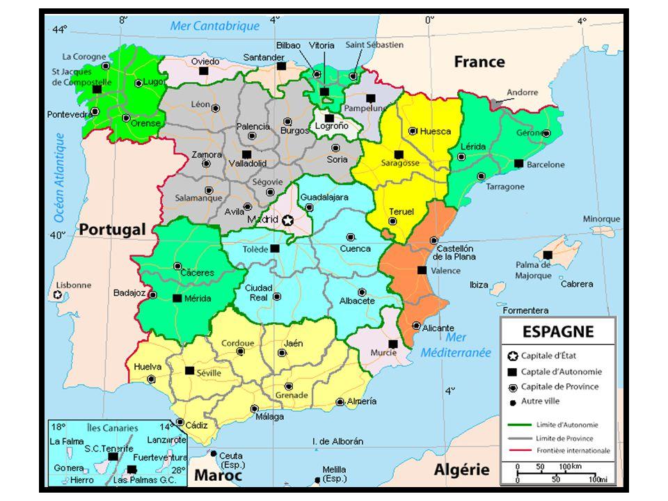 Il y a trois milieu que lon distingue: 1) Au nord le milieu Océanique 2)Au milieu le milieu continental 3)Au sud milieu méditerranéen