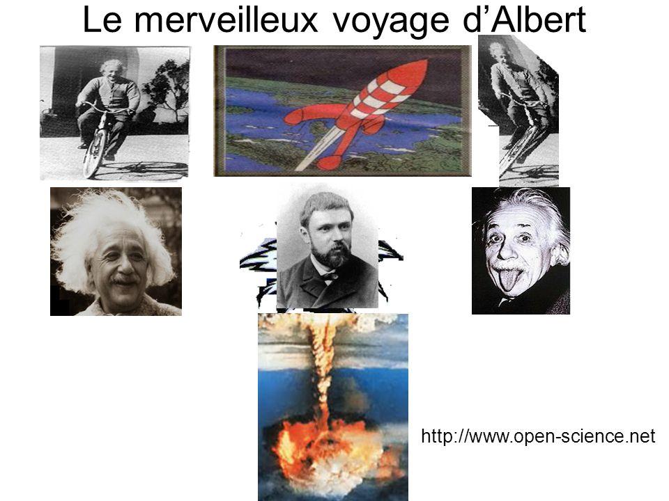 Le merveilleux voyage dAlbert http://www.open-science.net