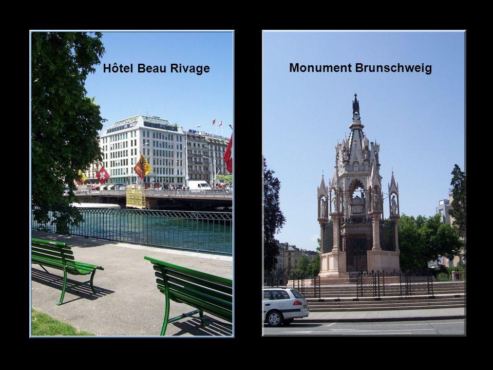 Hôtel Beau Rivage Monument Brunschweig