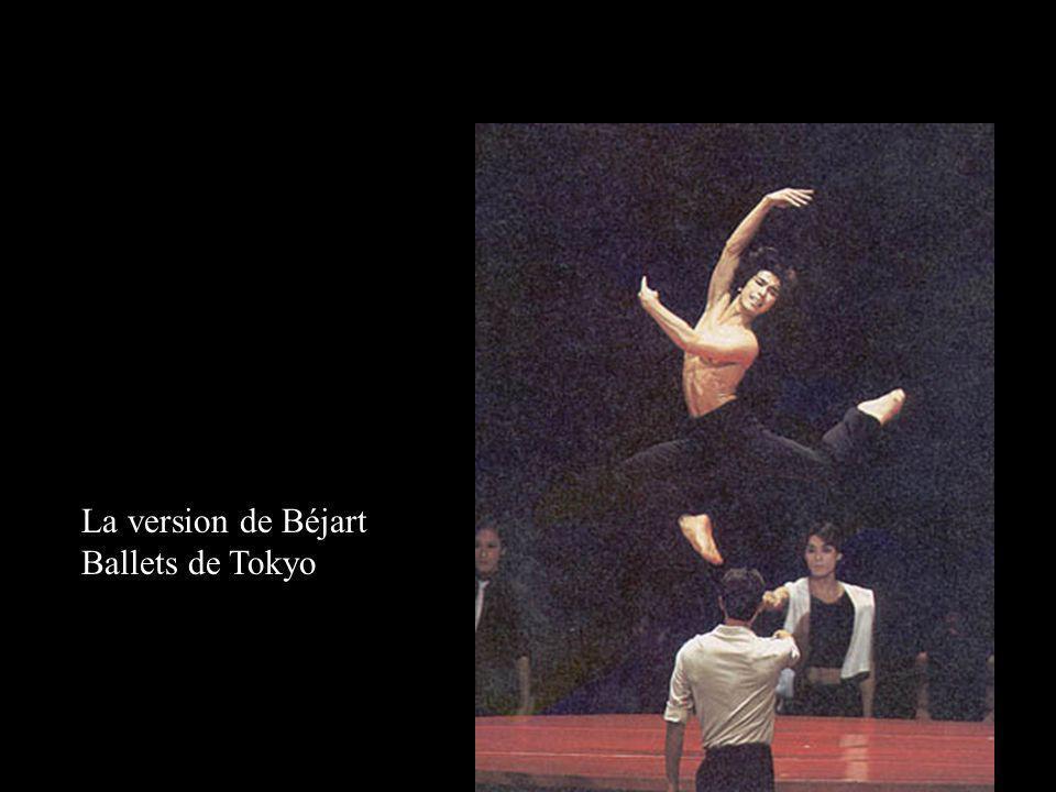 La version de Béjart Ballets de Tokyo