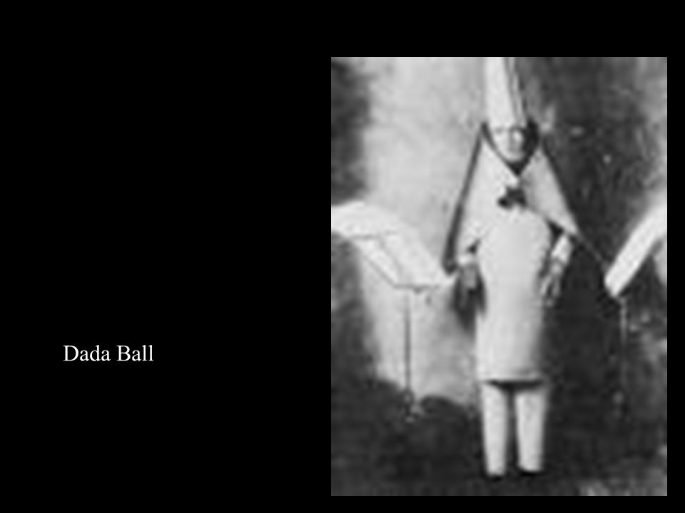 Tristan Tzara Affiche Salon Dada 1921