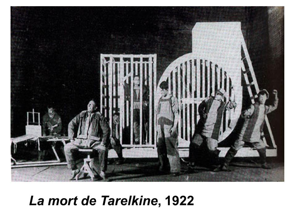 La mort de Tarelkine, 1922