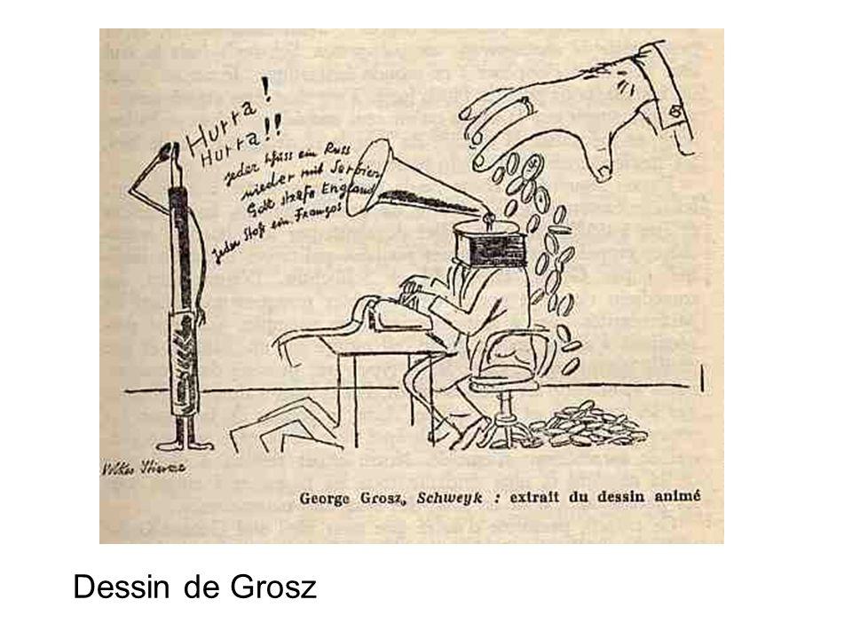 Dessin de Grosz