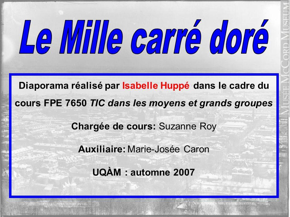 SOURCES: Paul-André Linteau, Histoire de Montréal depuis la Confédération, Montréal, Boréal, 2000, 627p.