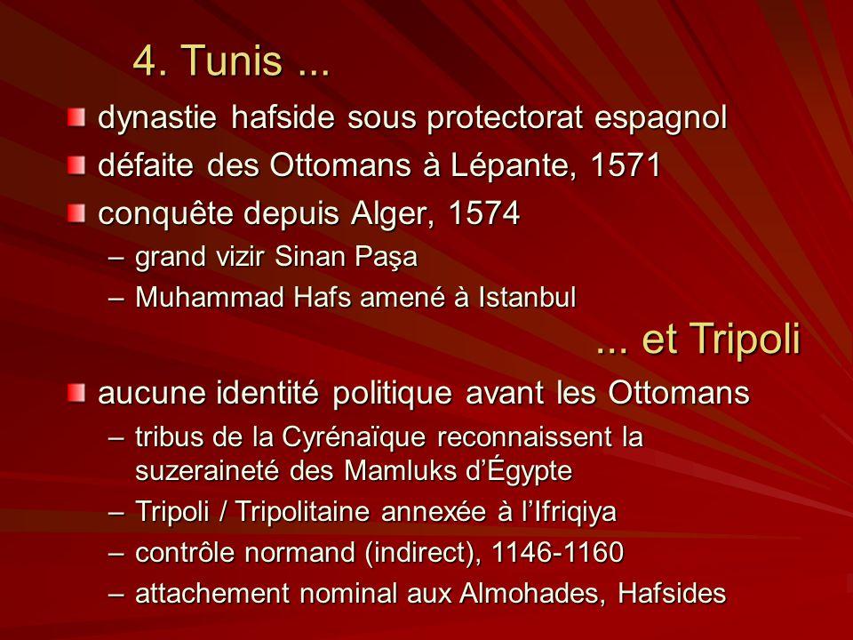 4.Tunis...