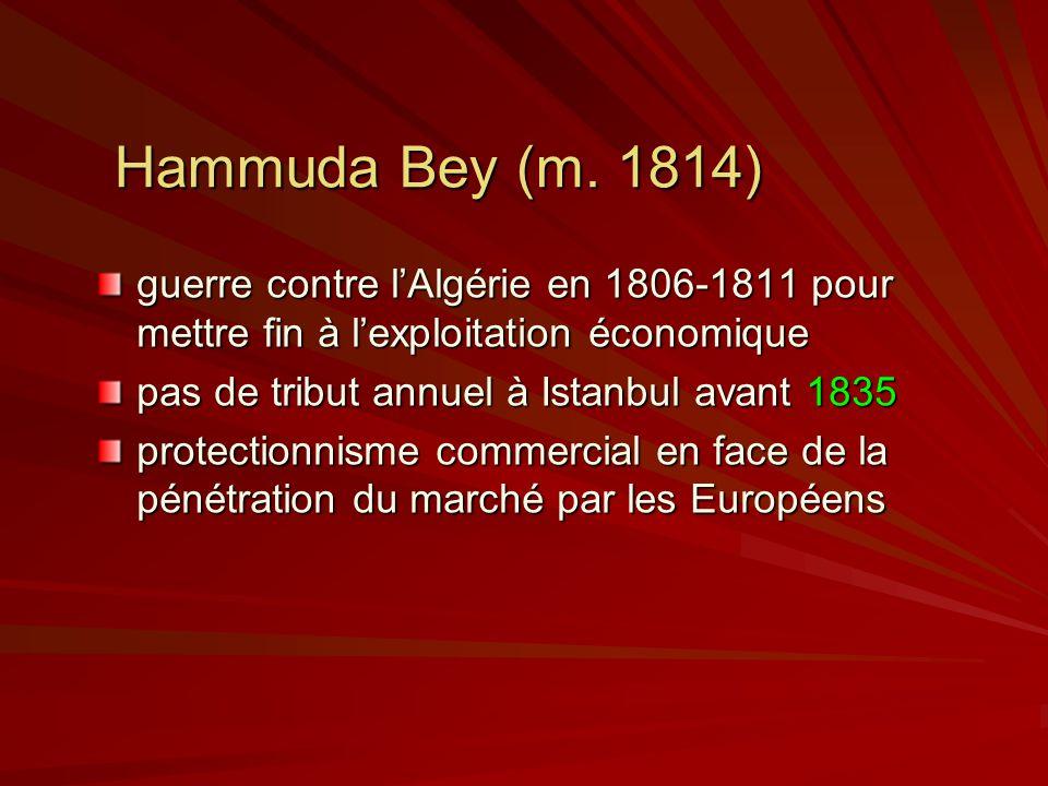 Hammuda Bey (m.