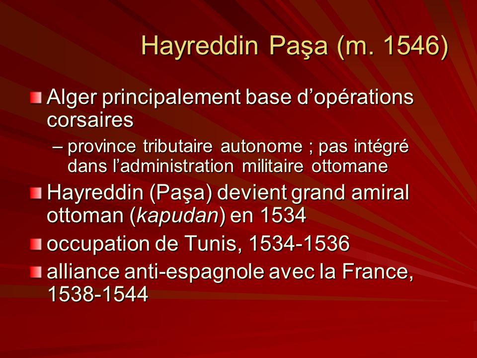 Hayreddin Paşa (m.
