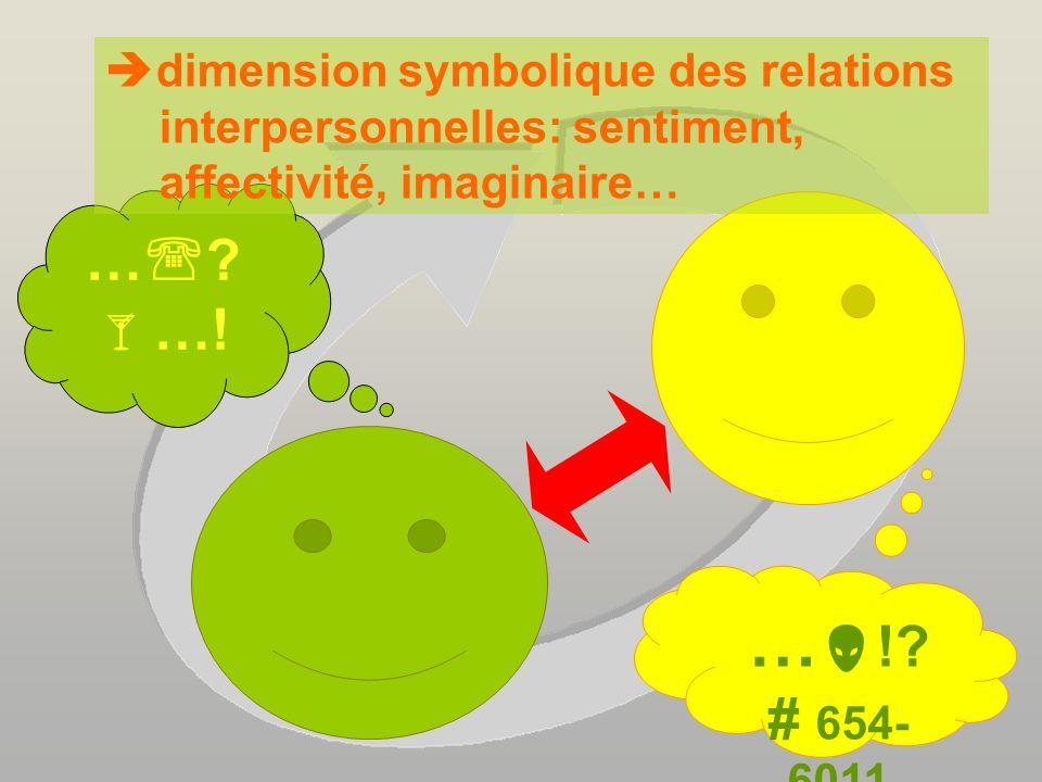 interaction: unicité, diversité, dynamique relationnelle et … !
