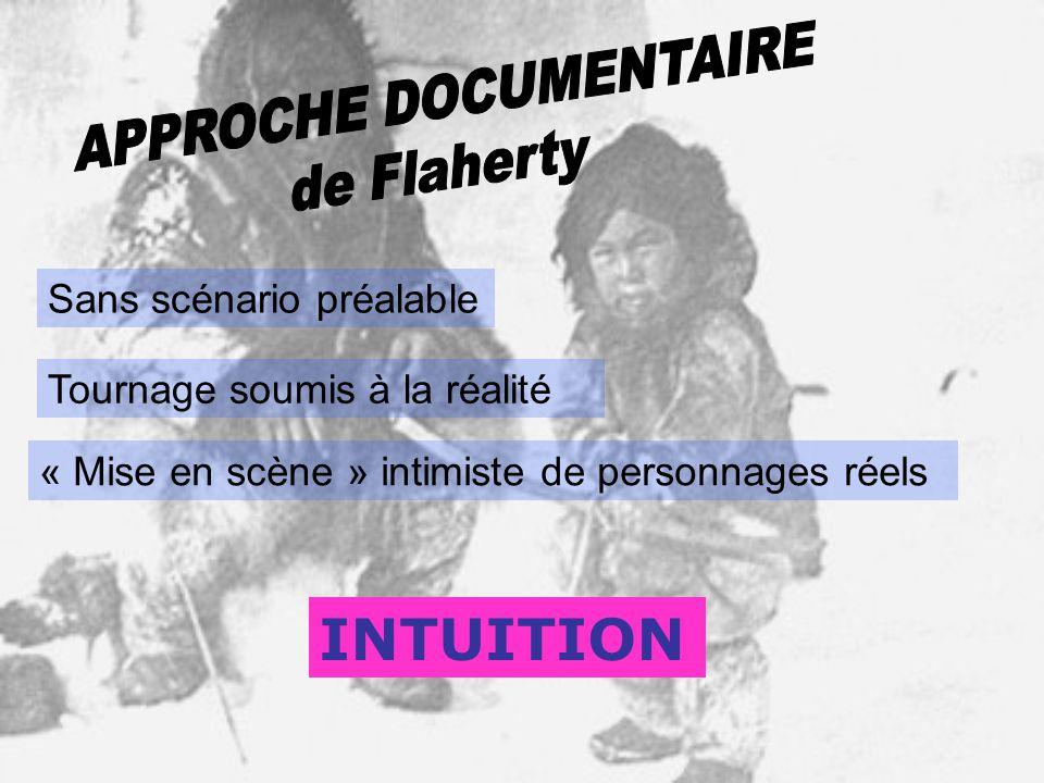 Fréquentation préalable des gens filmés Rapport de complicité entre filmant et filmés PARTICIPATION Caméra qui affecte le comportement des participant