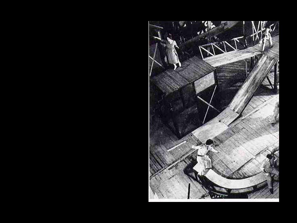 Le cocu magnifique, 1922, représentation