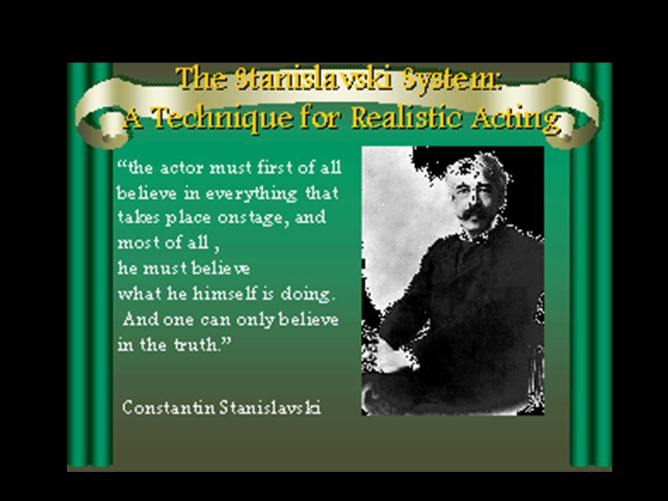Dir.Konstantin Stanislavski (1863- 1938) Les Trois Soeurs de Chejov (acto II).