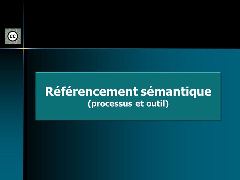 Référencement sémantique (processus et outil)