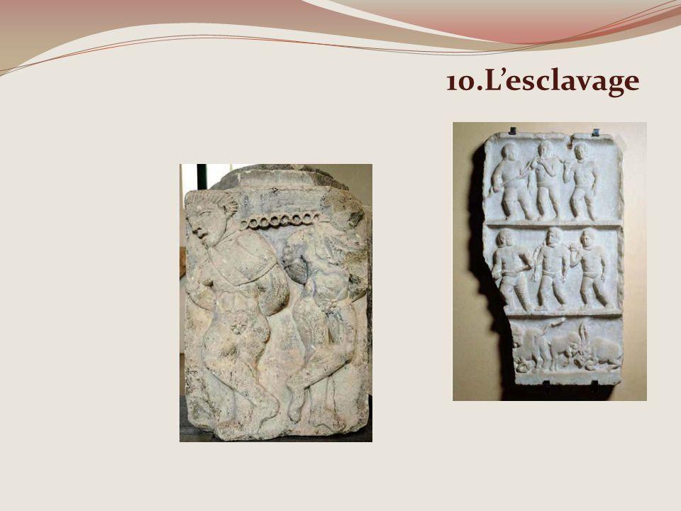 10.Lesclavage