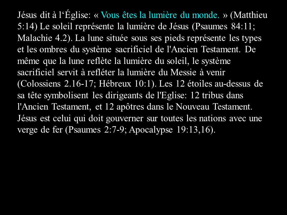9.A qui lÉglise de Dieu prêchera-t-elle ces messages.