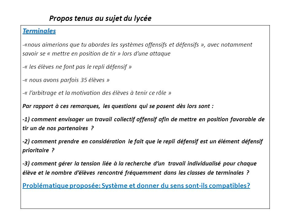 4 x 4 DEPART JEU DE REGLES PUIS CONTRE-ATTAQUE (F. COURCIER)