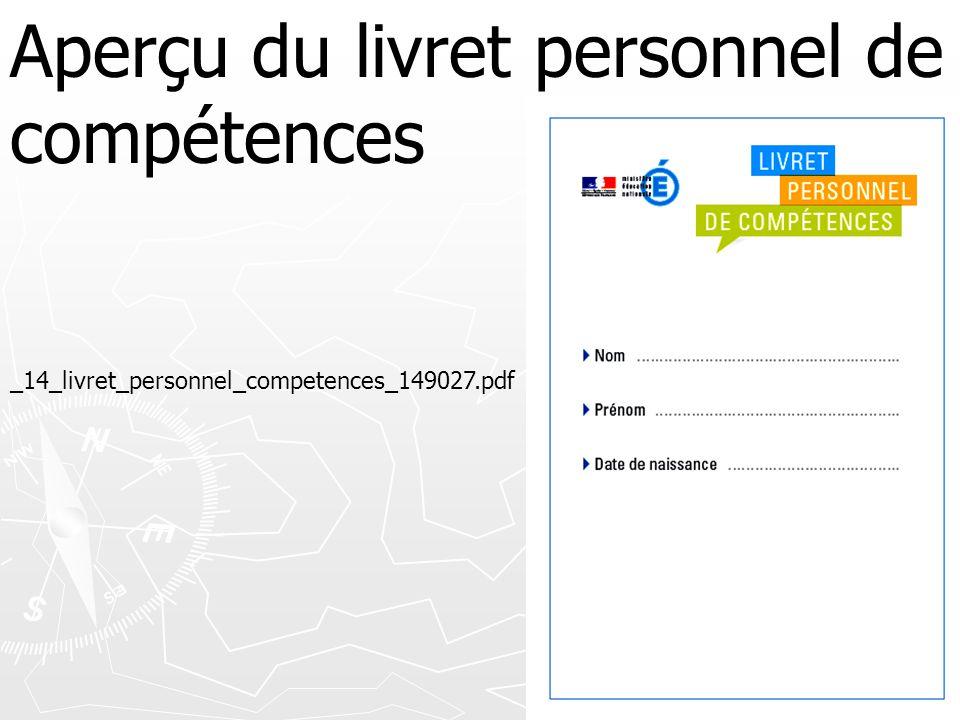 33 Aperçu du livret personnel de compétences _14_livret_personnel_competences_149027.pdf