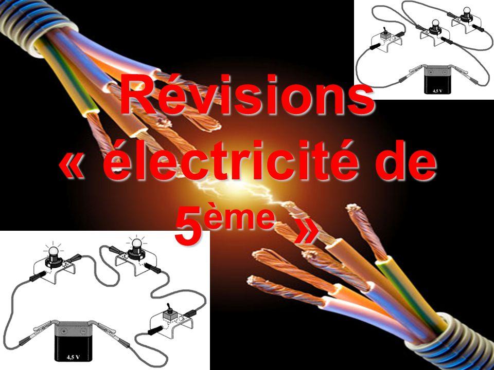 11) Le circuit n°1 est en dérivation donc si L1 est court-circuité, toutes les lampes séteignent et le générateur est court-circuité : il y a risque dincendie.