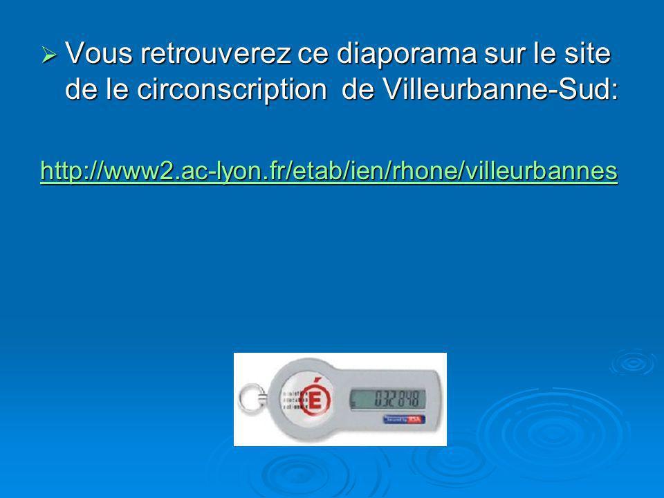 Vous retrouverez ce diaporama sur le site de le circonscription de Villeurbanne-Sud: Vous retrouverez ce diaporama sur le site de le circonscription d