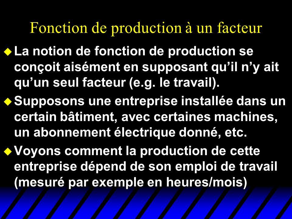Long Terme Vs Court-terme u De quelle manière le rétrécissement au court terme de lhorizon affecte-t- il la technologie de la firme.