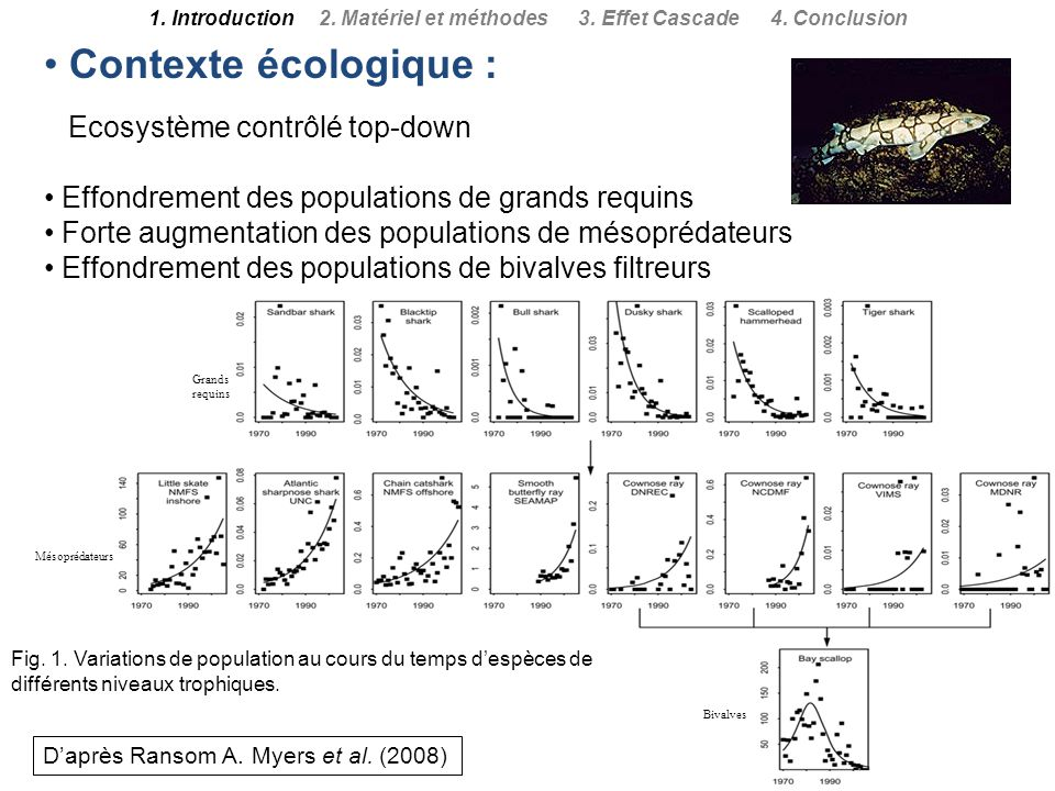 Critiques : Fluctuations naturelles des populations.