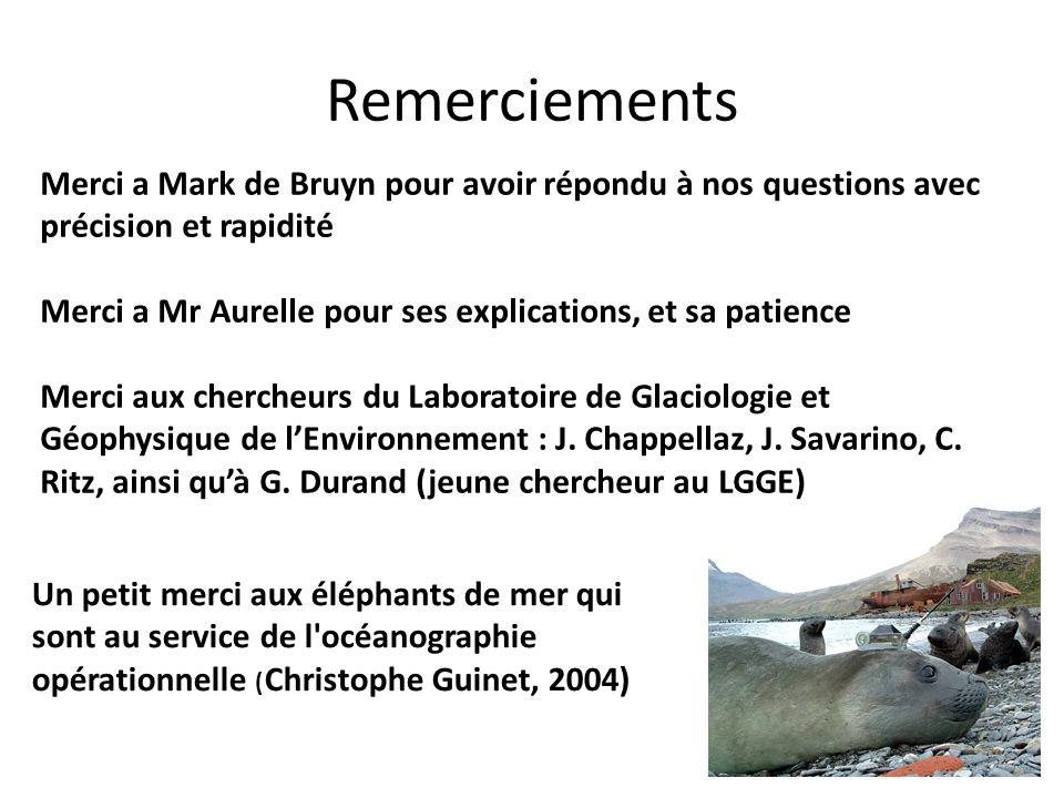 Remerciements 11 Merci a Mark de Bruyn pour avoir répondu à nos questions avec précision et rapidité Merci a Mr Aurelle pour ses explications, et sa p