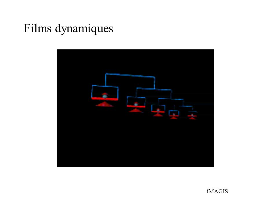 Films dynamiques iMAGIS