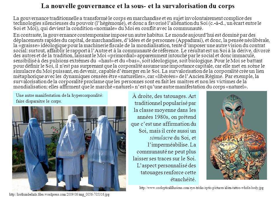 La gouvernance traditionnelle a transformé le corps en marchandise et en sujet involontairement complice des technologies silencieuses du pouvoir (lhé