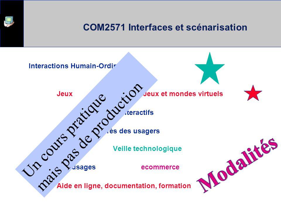 Présentation du domaine des Interactions Humain Ordinateur (IHM) Quest-ce quune interface .