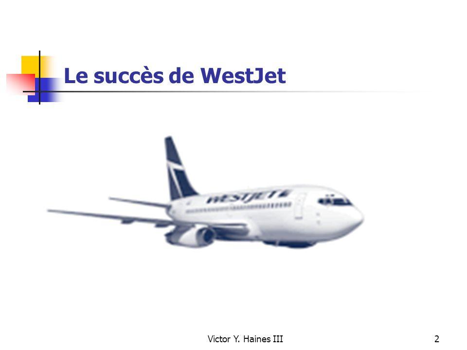 2 Le succès de WestJet