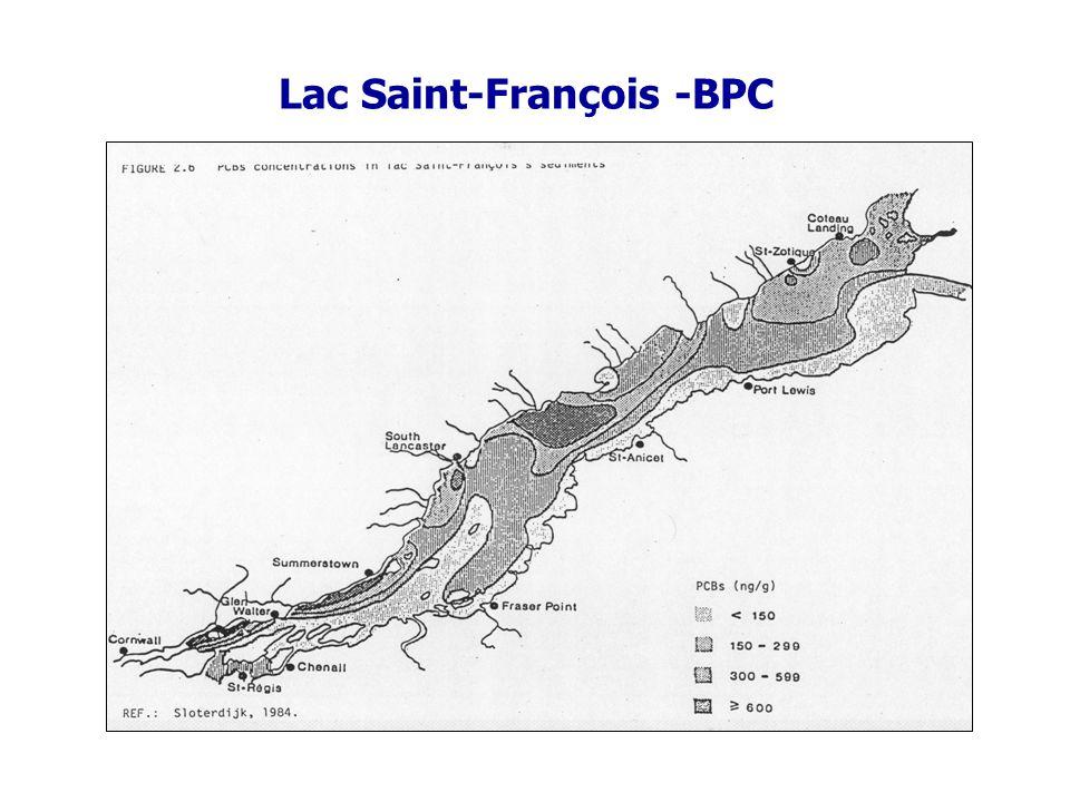 Lac Saint-François -BPC