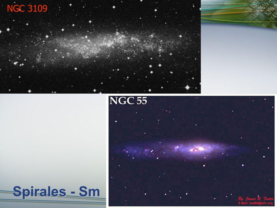 Spirales - Sm NGC 3109