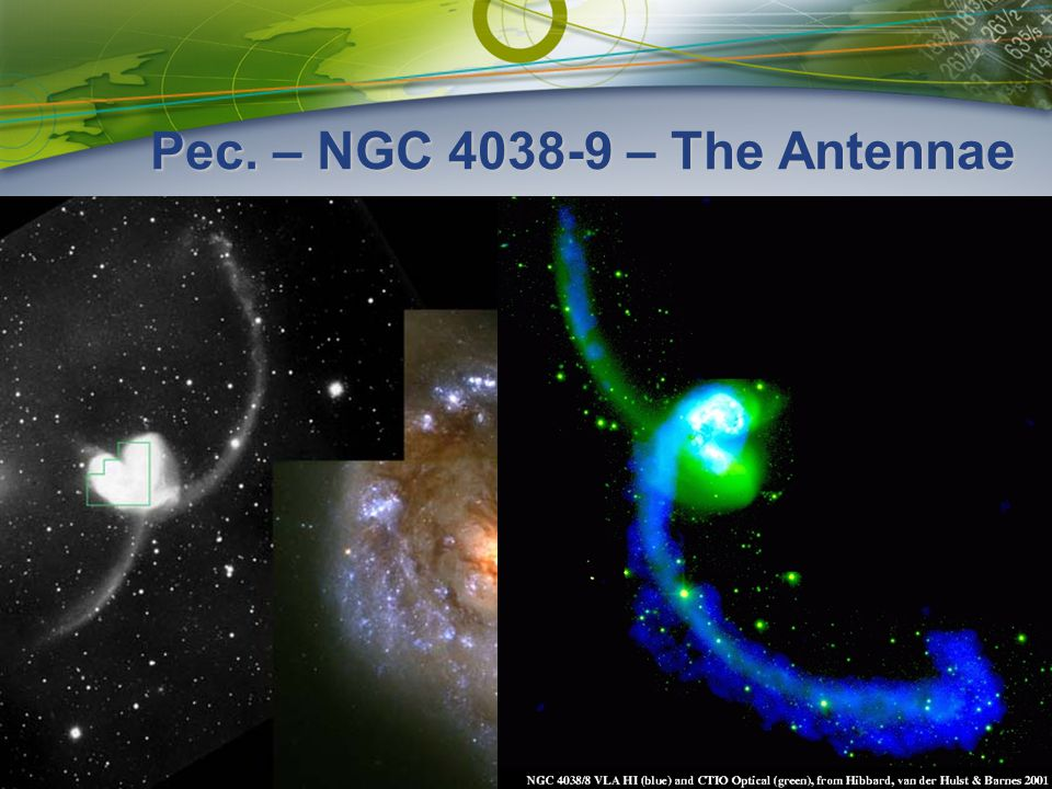 Pec. – NGC 4038-9 – The Antennae