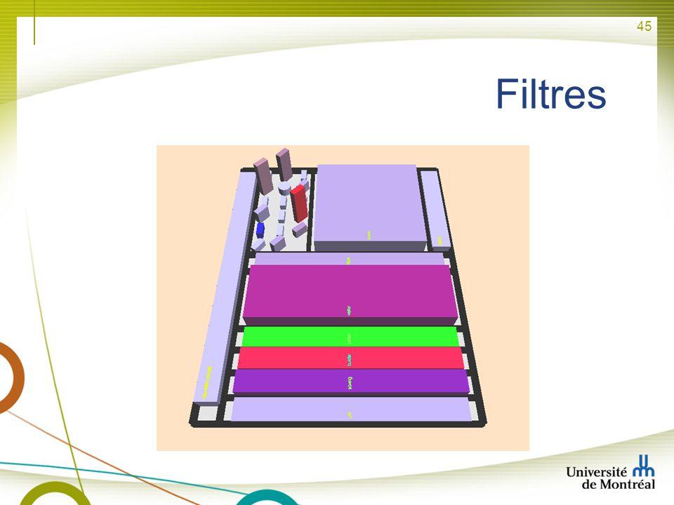 45 Filtres