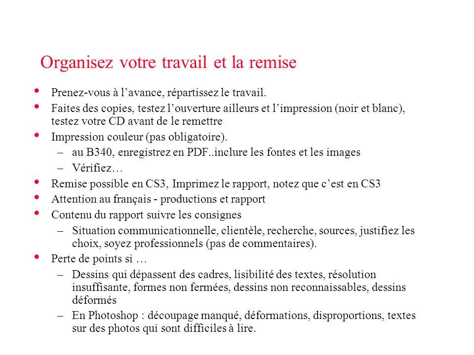 Discussion sur les travaux Site du cours –http://lrcm.com.umontreal.ca/Dufresne/com1560/index.htmlhttp://lrcm.com.umontreal.ca/Dufresne/com1560/index.html